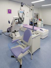 牽引治療器の写真
